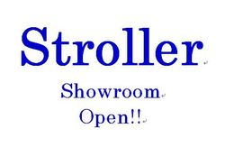 Stroller showroom open.JPG